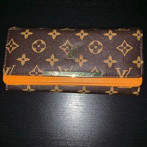 Louis Vuitton Authentic Women's Wallet